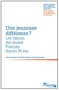 Une jeunesse différente ? Les valeurs des jeunes Français depuis 30 ans